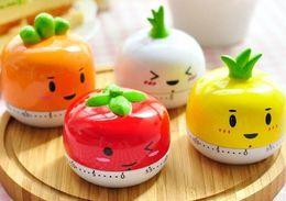 Hot Sale New Design Fruit Novelty Kitchen Timer Kitchen Helper Mini Kitchen Count Down Clip Timer Alarm