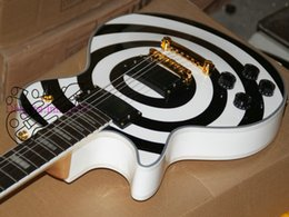Custom Shop left hand White Solid 6 Strings Electric Guitar Hot SALE Guitar Top Musical instruments
