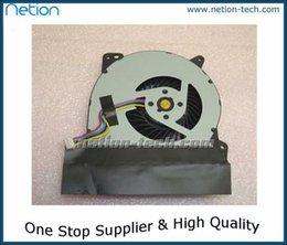 Wholesale Genuine NEW Cpu pendingin for Asus G750 G750JW G750J komputer Cpu cooler FAN DELTA KSB0612HB CL45 KSB0612HB CL45 V A