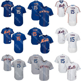 Wholesale White Royal grey blue Tim Tebow Authentic baseball Jersey Men s Tim Tebow New York Mets Flexbase Collection stitched s xl