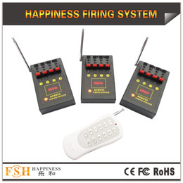 FedEX DHL free shipping, 12 channels fireworks firing system, for consumer fireworks, with CE, FCC certificate, on sale