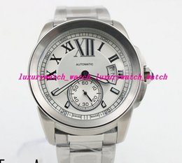 Wholesale New luxury Brand Men Dress De watch ACER AU automatic movement stainless steel Mechanical fashion watch
