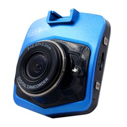 Wholesale 2016 New Auto Car DVR Camera DVRs p Full HD Video Transmission Driving Recorder with TF Memory Card