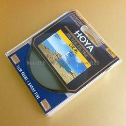 Wholesale 82mm Hoya Slim CPL Circular Polarizing Polarizer CIR PL Lens Filter for Canon Nikon Sony