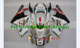 Wholesale Hot Sales MS RSV1000 Fairings For Aprilia RSV1000 RSV1000 ABS Motorcycle Fairings Accessories