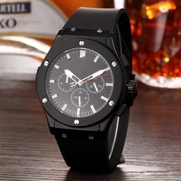 Wholesale AAA Top Quality Wristwatch Luxury Brand HUB Rose Gold Automatic Mechanical Sport Mens Watch Men s Watches all work