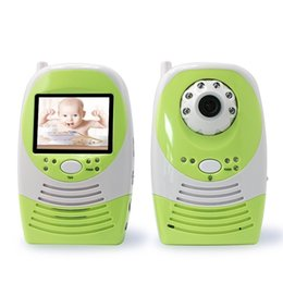 Sales baba electronica com camera 2.4GHz LCD Digital Wireless Audio Video Baby Monitors baby video talk Kids Video Nanny Monitor