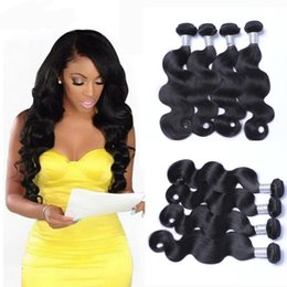 8A Body Wave Loose Deep Wave Kinky Curly Straight Human Hair Weaves Unprocessed Brazilian Indian Malaysian Peruvian Human Hair Extensio