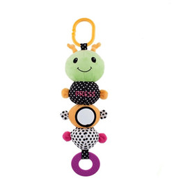 [New arrival] [Hot sale] The United States SASS crib bell early puzzle toys bed pendant accessories bed and cart hanging bell