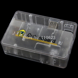 Ot sale Boîtier pour la carte de développement Cubieboard Acrylic Box, CubieboardA20 cas Autres composants électroniques bon marché autres C ... à partir de cas de développement fabricateur