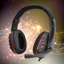 Wholesale Wird Gaming Headset Earphone Headphone with MIC For Play station PS4