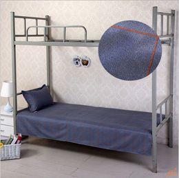 2017 china tudent high qualily best price blue velvet home textile