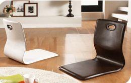 Wholesale Japanese Chair Zaisu Living Room Furniture Floor Laptop chair Tatami Zasiu Legless Chair Meditation Backrest Chair Design