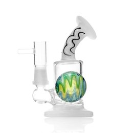 New Glass Faberge Egg water pipes glass bongs with birdcage perc 14.4mm( same as the pictures )