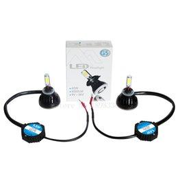 G5 880 881 Cob Led Headlight bulb Cars Fog Lights High Power 24W 2400LM Super White 6000K Replacement Light Source