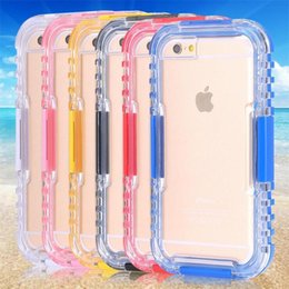 NEW waterproof Case for iPhone 6 6s Heavy Duty Case WaterProof Case For Apple iPhone 6 6plus with Retail box