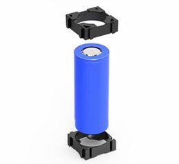Wholesale 18650 Battery Holder Used For Cylindrical Li ion Battery Pack Cell Holder Bracket P Holder P Holder P Holder