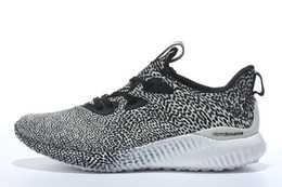 Wholesale 2016 alpha bounce ultra boost AAA quality man and woman sports shoes accept Mix order accept size eur