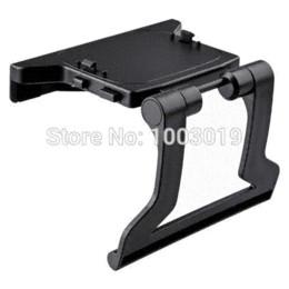 Xbox caméra vidéo à vendre-Support TV Clip Mini Camera pour Xbox 360 Kinect Jeux Vidéo Montage Support Avec cadeau Retail Nombre BoxTracking