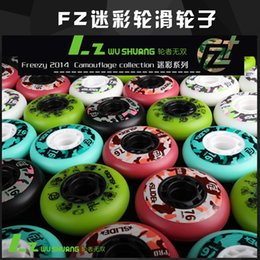 Wholesale Flying Tigers Limited Slide small bright original FZ Hulk Camouflage skate brake wheel