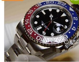 Wholesale Luxury WATCHES KT WHITE GOLD II RED BLACK LATEST RELEASE NEW Man Wristwatch