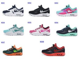 Wholesale ZERO kid children boy girls Sneaker fashion Running Sport Shoes size28