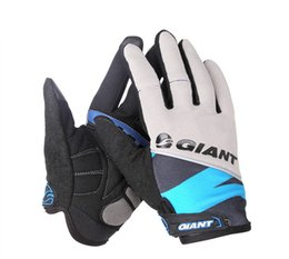 Wholesale GIANT Colors Fashion Protective Full Finger Driving Motorcycle Riding Bicycle Skiing Keep Warm Outdoor Sports Gloves