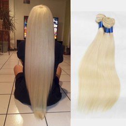 Wholesale 1 Malaysia Straight Hair Cheap hair extensions g pack Bellqueen Hair Factory Products Lightest Blonde Color