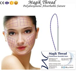 Wholesale Tornado Screw collagen face lift PDO thread lift face v lift facelift
