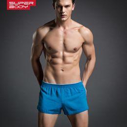 Wholesale-Sexy Man Beach Casual Boxer Active Designer Breathable Sports Running Pocket Shorts Board Gym Short men
