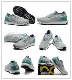 Wholesale 2016 Originals Ultra Boost Uncaged Men s Sports Running Shoes Aquamarine Size