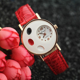 Wholesale Factory price Gold plating alloy round case oval design on case quartz movement Gerryda fashion woman lady quartz watches