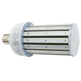 400W Metal Halide HPS HID Replacement 100 Watt LED Corn Cob Light PC Cover Retrofit Kits Street Lamp Bulb for Parking lot Poles