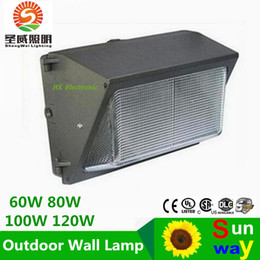 Wholesale out door lamps recessed W W lm w led retrofit kits wall pack light fixtures led shoebox light Cree led UL DLC