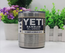 Wholesale Hot style popular in Europe and America advanced stainless steel vacuum oz double bed the yeti keep warm glass beer mug of beer barrels