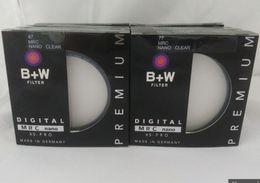 Wholesale 49 mm B W MRC UV Circular Ultra Violet Filter Professional Lens Protector As Hoya Kenko