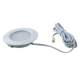 12V 3W LED ceiling lamp downlight Recessed Led spotlight Aluminium Warm Cold White down light wall home decor cabinet