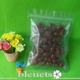 Wholesale 15 cm transparent ziplock bag opp zipper bag fenfen bags herbal tea bags poppiesears beef jerky packaging bag