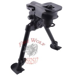 Wholesale Quick release tripod with a large gun bipod telescopic tripod legs can be adjusted from cm cm apply the AWP sniper rifle