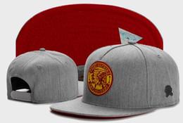 Hot Sale Grey Cayler & Sons Snapbacks Men Snapback Hats Adjustable Caps Hat Sports Caps for Men Snap Back Fashion Top Quality TYMY 732