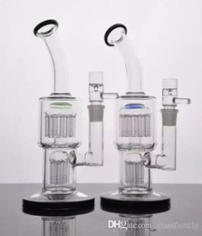 New arrival high quality Oil Rig Glass Bong cheap price glass Water Pipe With Dry Herb Bowl Glass Water Pipe Straight