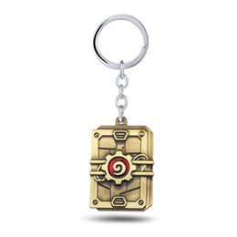 hot sale 2 Color 3D portachiavi Metal Key Rings Gift Chaveiro Key chain Jewelry zinc alloy anime keychain for cars K00016