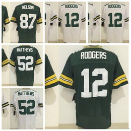 Wholesale 2016 Packers Mens Jordy Nelson Haha Clinton Dix Eddie Lacy Clay Matthews Aaron Rodgers Stitched Jerseys