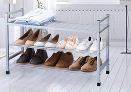 Wholesale DHL tiers shoes and utility rack organizer