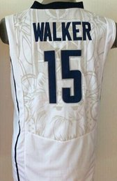Wholesale Uconn Huskies Ryan College Boatright Kemba good Walker Blue White Uconn Huskies Jersey size extra small XS s xl