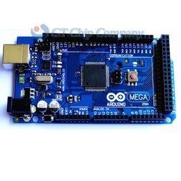 Wholesale Freeshipping Mega R3 Mega2560 REV3 ATmega2560 AU Board USB Cable compatible for arduino good quality low price