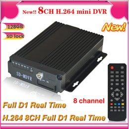 Wholesale full new D1 HD car dvr SD card Version ch Car dvr HD Car monitoring equipment