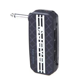 Guitares jacks en Ligne-Amplificateur de guitare de sonorité de lecteur de tube JOYO JA-03 Amp Pocket Puissant Aux en Jack Suit pour College Dorms