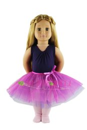 Wholesale 2016 sell like hot cakesHot selling popular inch American girl doll clothes dress and accessories Handmade clothes b516