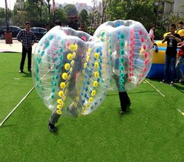 inflatable zorb ball human hamster ball grass body zorbing balls Inflatable Bumper Balls Body Zorb Loopyball Bubble Ball For Sale